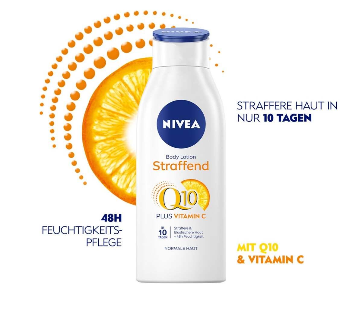 Bild 11 von NIVEA Q10 plus Hautstraffende Body Lotion 12.48 EUR/ 1 l