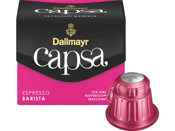 DALLMAYR Capsa Espresso Barista - Nespresso´ kompatible Kapseln
