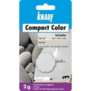 Knauf Compact Color Schiefer 2 g