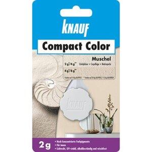 Knauf Compact Color Muschel 2 g