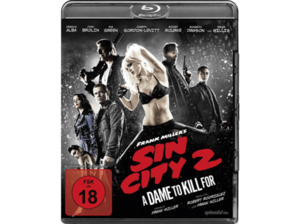 WVG MEDIEN GMBH Sin City 2 - A Dame to Kill for