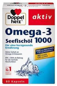 Doppelherz aktiv Omega-3 Seefischöl 1000 4.71 EUR/ 100 g