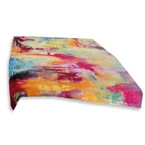Teppich BELIS - bunt gemustert - 80x150 cm