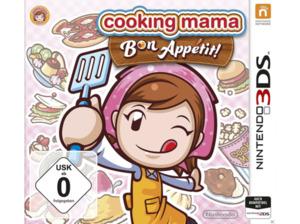 NINTENDO OF EUROPE GMBH Cooking Mama: Bon Appétit!
