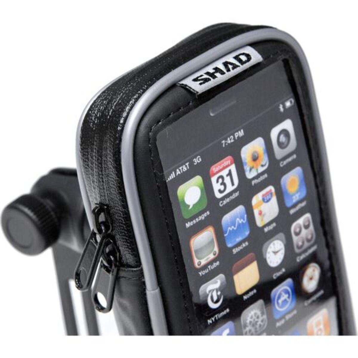 Bild 1 von SHAD Smartphone Tasche für Lenkerspiegel SG20M 3,8 Zoll