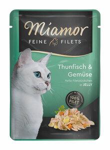 Miamor Feine Filets im Frischebeutel 24x100g
