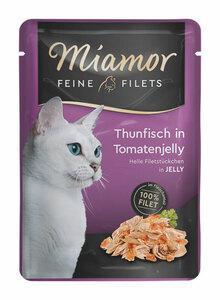 Miamor Feine Filets in Sauce 24x100g