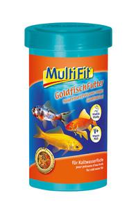 MultiFit Goldfischfutter 250ml