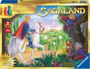 SPIEL DES JAHRES 1982 Sagaland