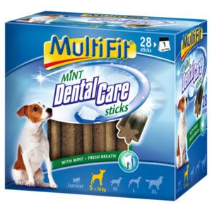 Multifit Dental Sticks Multipack