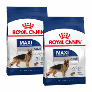Royal Canin Size Health Nutrition Maxi adult Sparpaket 2x15kg