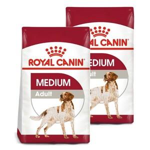 Royal Canin Size Health Nutrition Medium adult Sparpaket 2x15kg