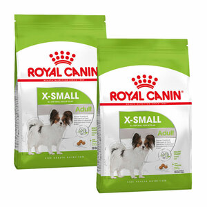 Royal Canin X-Small Adult Sparpaket 2x3kg