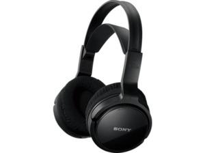 SONY MDR-RF811RK Funkkopfhörer, geschlossen, Schwarz