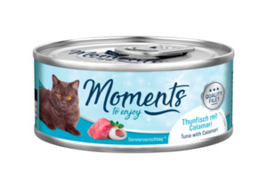 Moments So Hungry Thunfisch mit Surimi 12x70g