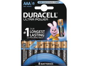 DURACELL Star Wars Sonderpack Ultra Power-AAA MN2400/LR03  Batterie, Schwarz/Kupfer