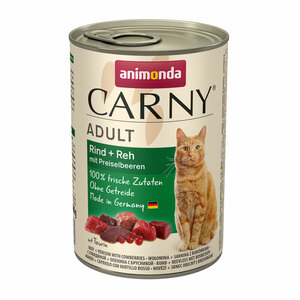 animonda Carny Adult 6x400g