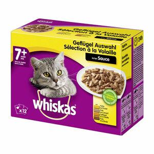 Whiskas 12er Multipack 7+