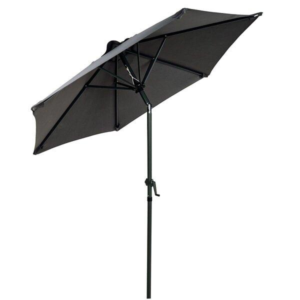 SIESTA Sonnenschirm mit Kurbel