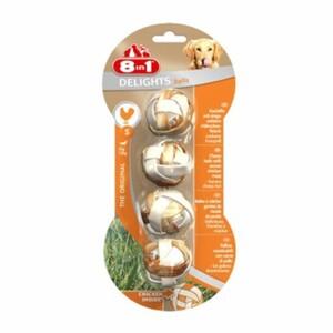 8in1 Delights Kaubälle Hähnchenfleisch