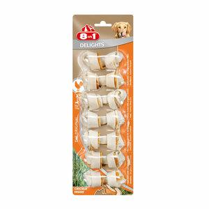 8in1 Delights Kauknochen Hähnchenfleisch