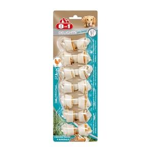 8in1 Delights Dental Kauknochen Zahnpflege