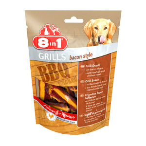 8in1 Grills Bacon Style 8x80g