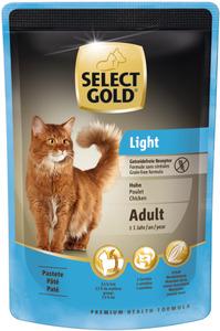 SELECT GOLD Light 12x85g