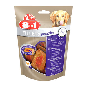 8in1 Fillets Pro Active 8x80g