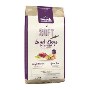 bosch Soft+ Senior Land-Ziege & Kartoffel 12,5 Kg