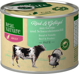 REAL NATURE Adult 6x200g