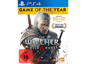 The Witcher 3 - Wild Hunt (Game of the Year Edition) [PlayStation 4]