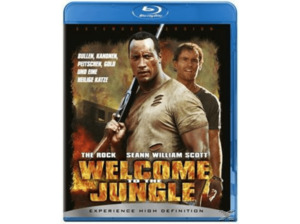 Welcome To The Jungle (Extended Version) - (Blu-ray)