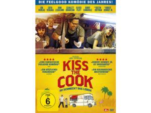 Kiss The Cook - So schmeckt das Leben [DVD]