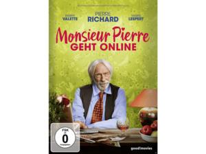 Monsieur Pierre geht online [DVD]