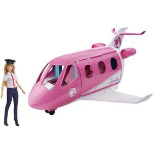 Barbie - Traumflugzeug mit Puppe