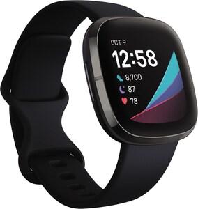 Sense Smartwatch carbon/graphite