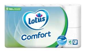 Zewa Lotus Comfort Toilettenpapier 3-lagig