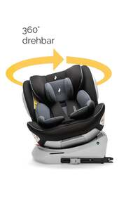 osann Kinderautositz Four360