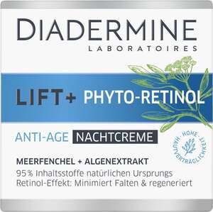 Diadermine Lift+ Phyto-Retinol Anti-Age Nachtcreme
