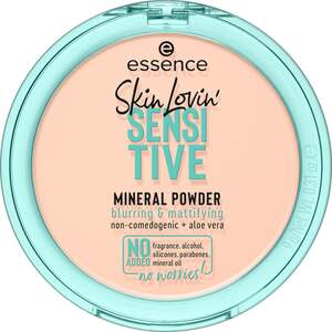 essence Skin Lovin' SENSITIVE MINERAL POWDER 01