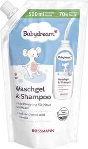 Babydream Waschgel & Shampoo Nachfüllbeutel