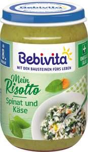 Bebivita Mein Risotto Spinat und Käse