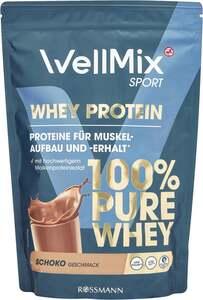 WellMix Sport Whey Protein Schoko