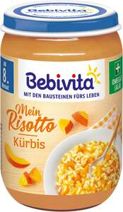 Bebivita Risotto Kürbis
