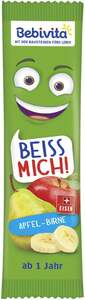 Bebivita Beiss Mich Früchte-Riegel Apfel-Birne