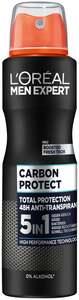 L'Oréal Paris men expert Anti-Transpirant Spray Carbon Protect 5in1