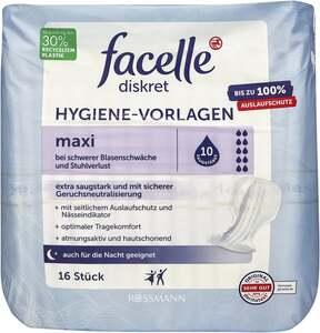 facelle Hygiene-Vorlagen Maxi