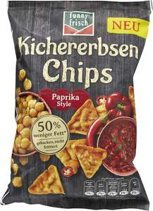 funny-frisch Kichererbsenchips Paprika Style