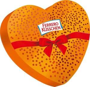 Ferrero Küsschen Nuss-Spezialität Herzbox